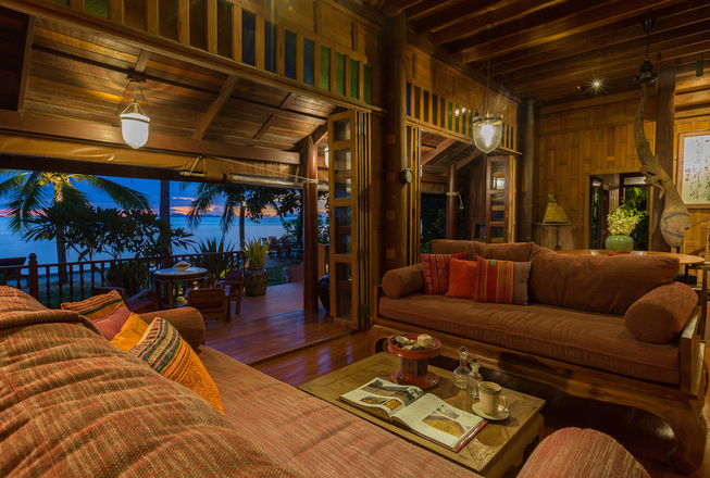 Koh Samui's beach house for rent