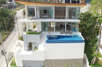 The Ridge Villa 7 - 4 bedroom villa in Koh Samui, Thailand