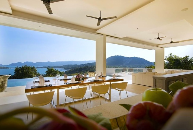 Modern Spacious villa in Koh Samui for rent