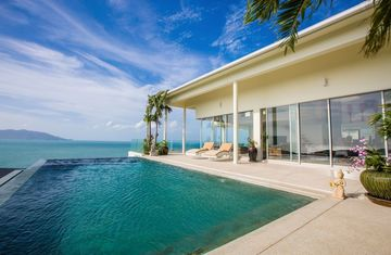 Japanese style villa for rent on Koh Samui
