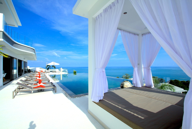 Villa Meditation with 5 bedrooms for rent in Koh Samui