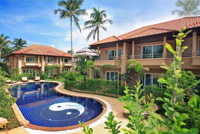 Family Houses for rent in Koh Samui