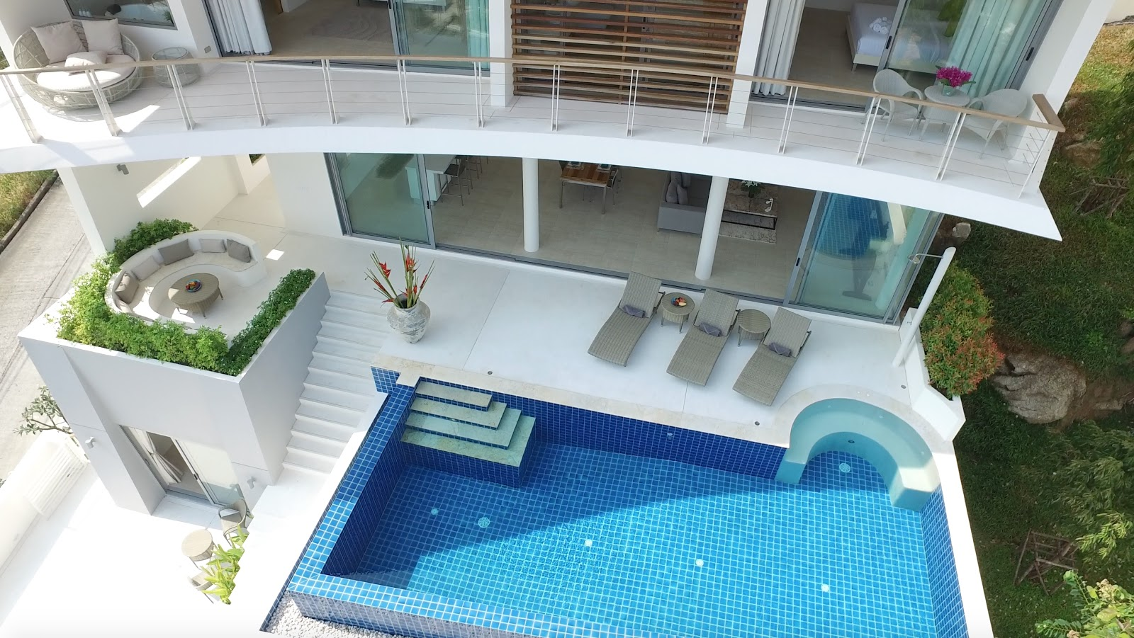 Palladium Villa 7 - swimming pool