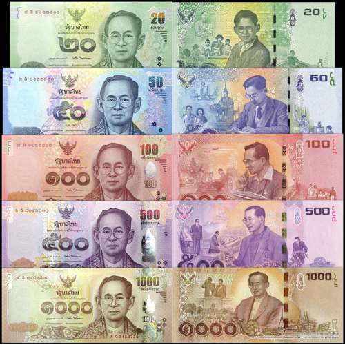 Thailand Money To Usd What Is The