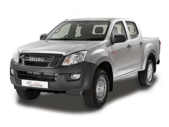 Isuzu D'max Double Cab for rent