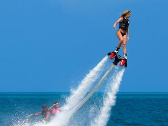 Flyboard in Koh Samui