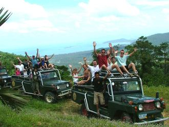 Full Day Jeep Safari Tour