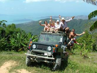 Half Day Jeep Safari Tour
