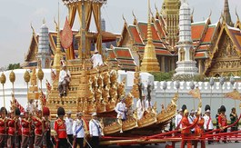 Royal Cremation of King Bhumibol Adulyadej