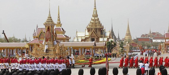 Death and funeral of Bhumibol Adulyadej